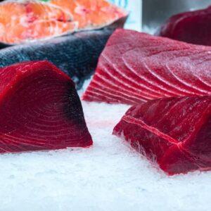 Coeur de thon (200 gr)